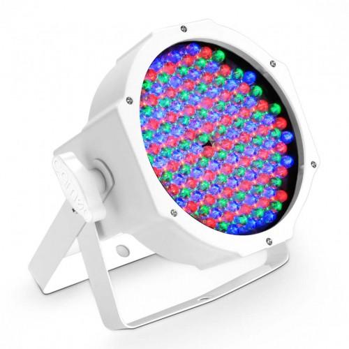 FLAT PAR RGB 10 IR WH