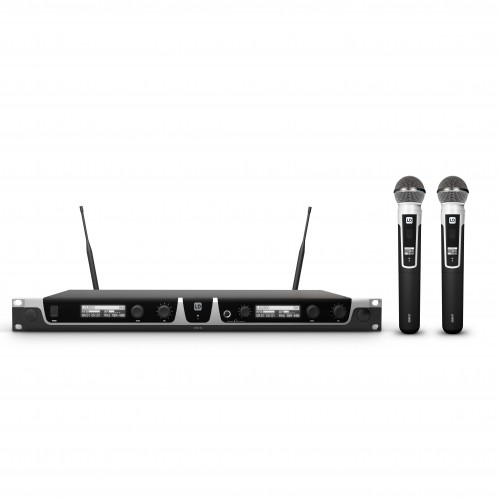 LD Systems U506 HHD 2 | Wireless Systems with Handheld | LD
