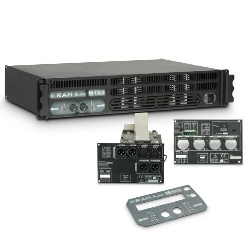 S 4000 DSP GPIO