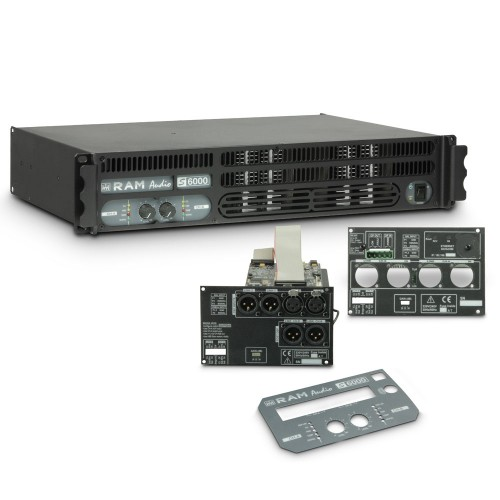 S 6000 DSP GPIO