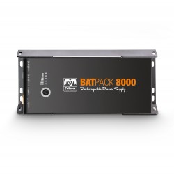 Rechargeable Pedalboard Power Supply, 8000mAh