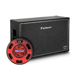 "PCAB212PJAOB - Baffle Guitare 2 x 12"" avec HP Eminence Private Jack 8/16 Ohms Open Back"