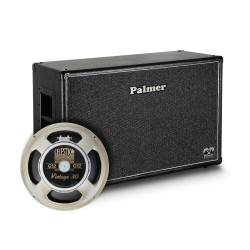 "PCAB212V30OB - Gitarrenbox 2 x 12"" mit Celestion Vintage 30 8/16 Ohm Open Back"
