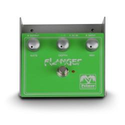 Flanger effect for guitar