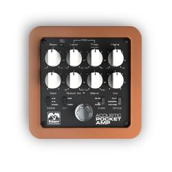 Portabler Preamp für Akustische Saiteninstrumente