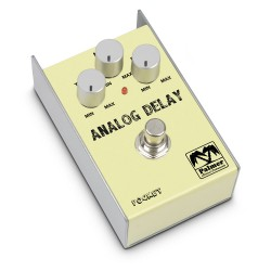Delay effect for guitar