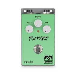 Flanger effect for guitar