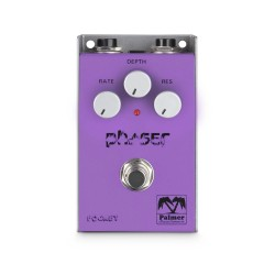 Phaser effect for guitar