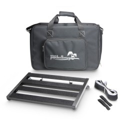 PPEDALBAY40 - Lightweight variable Pedalboard with Protective Softcase 45cm