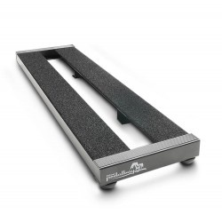 Lightweight compact Pedalboard with Protective Softcase 50cm