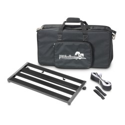 PPEDALBAY60 - Lightweight variable Pedalboard with Protective Softcase 60cm
