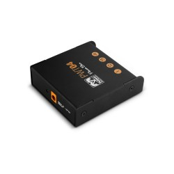 Universal Pedalboard Power Supply 4-Outputs