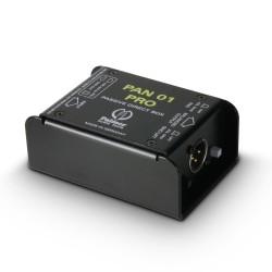 PAN 01 PRO - Caja de Inyección Directa pasiva profesional