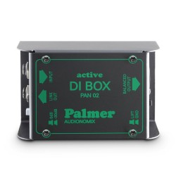PAN 02 - DI Box active