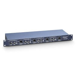 "PAN 03 - 19"" DI Box 4-channel active"
