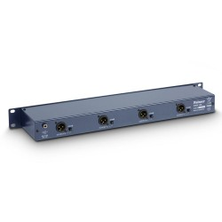 "19"" DI/Line Isolation Box 4 channels active"