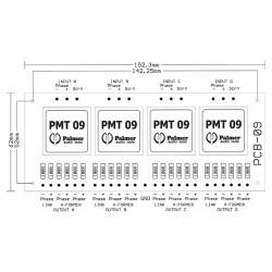 Carte circuit pour PMT-09