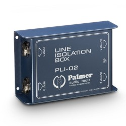 Line Isolation Box 2 Channel