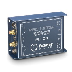 PLI 04 - Media DI Box 2-channel for PC and laptop