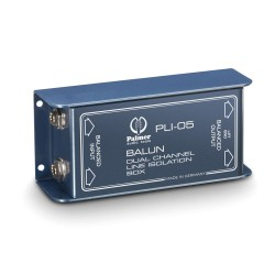 BALUN - Line Isolation Box 2 Channel