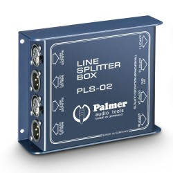 Dual Channel Line Splitter