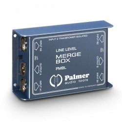 PMBL - Dual Channel Line Merger passive