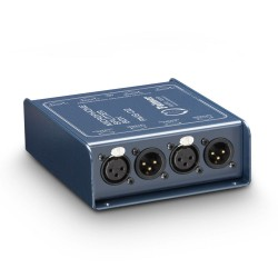Dual Channel Microphone Splitter