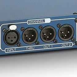 Mikrofon Splitbox 4 Kanal