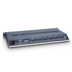 "Universal 19"" Rack Power Supply 6 Outputs"